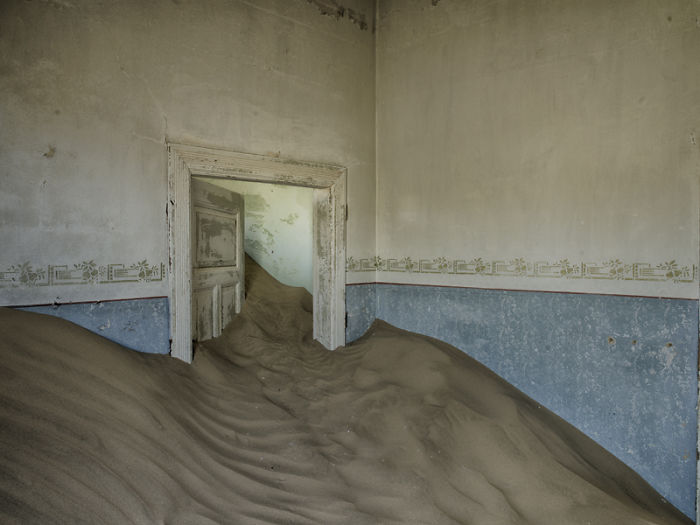 Towns Of Ghosts & Sand Captured By Photographer Christopher Rimmer