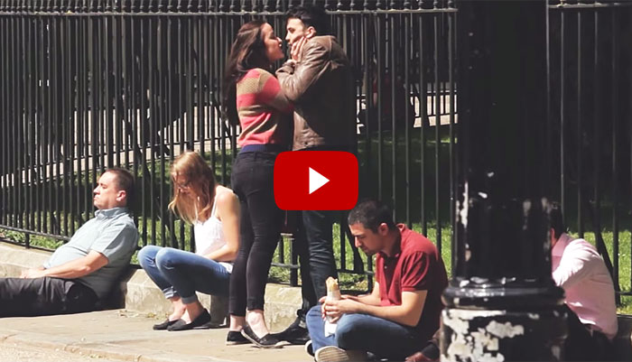 Shocking Video Shows What Happens When A Woman Starts Abusing A Man In Public