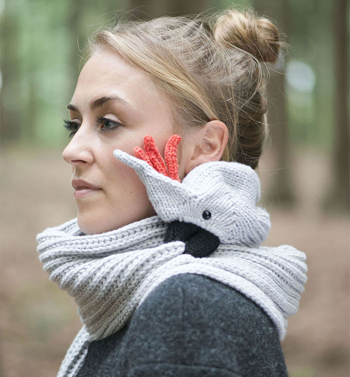 71 Brilliant Winter Scarves That Will Keep You Warm And Cool
