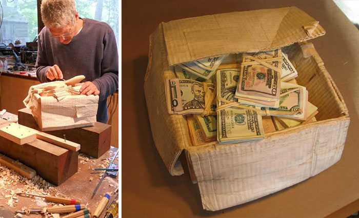 How Randall Rosenthal Turned Some Wood Into A Box Full Of Cash