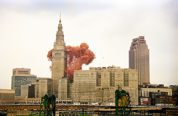 1.5 Million Balloons Unleashed Total Chaos On Cleveland In 1986