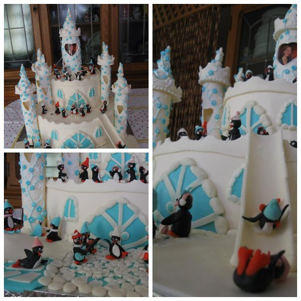 Penguin Castle