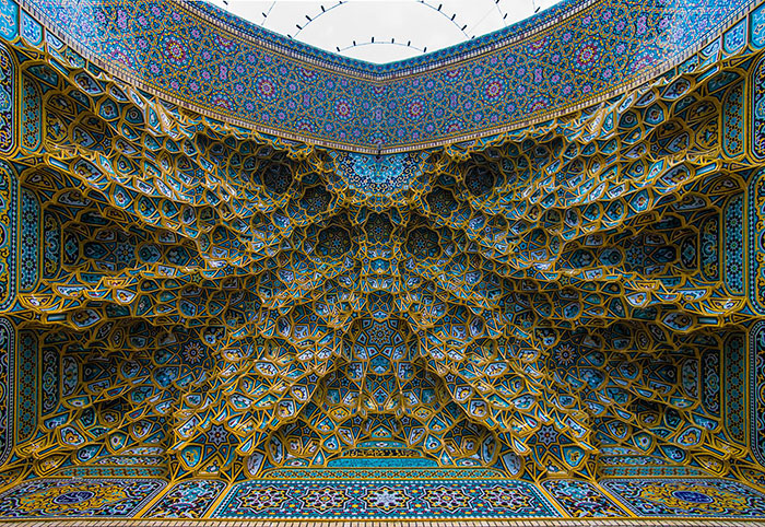 104 Mesmerizing Mosque Ceilings That Highlight The Wonders Of Islamic Architecture