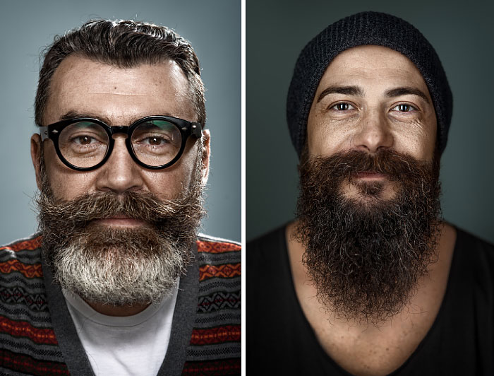 Beards Of Romania