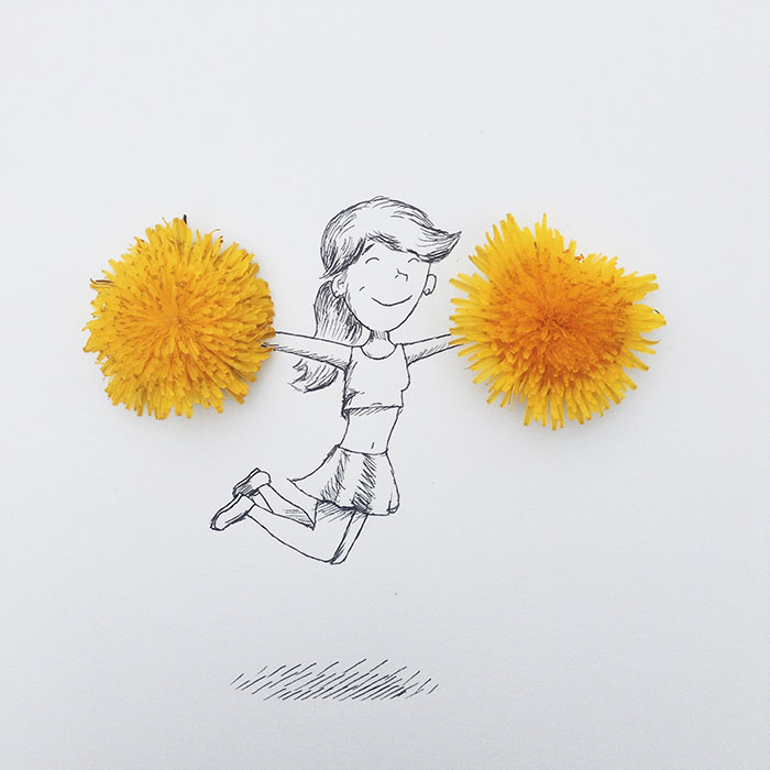 I Use Everyday Objects To Create Fun Illustrations (Part 3)