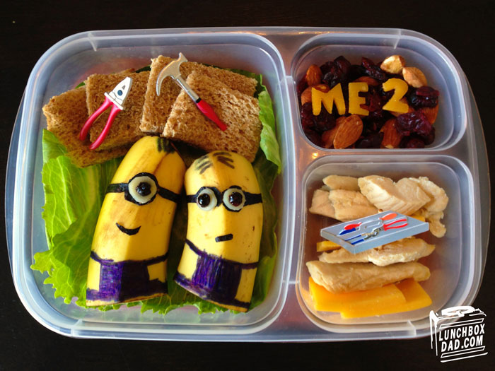 Why I Became A Lunchbox Dad And Started Making Bento Lunches For My Kids