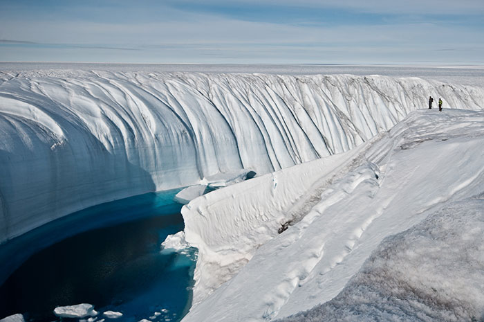 NASA Study Shows That Antarctica Is Actually Gaining More Ice Than It's Losing