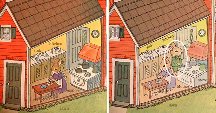 25+ Changes To Your Favorite Childhood Book Show How Much Society Has Changed