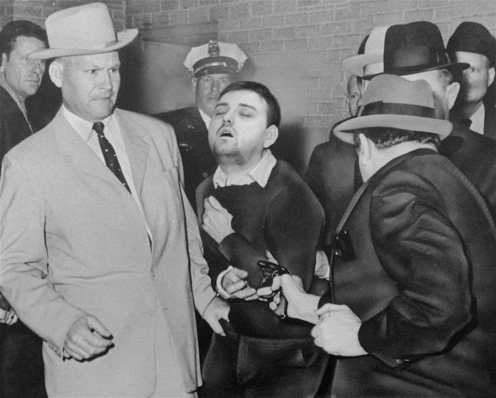 Jack Ruby Hates Tired People