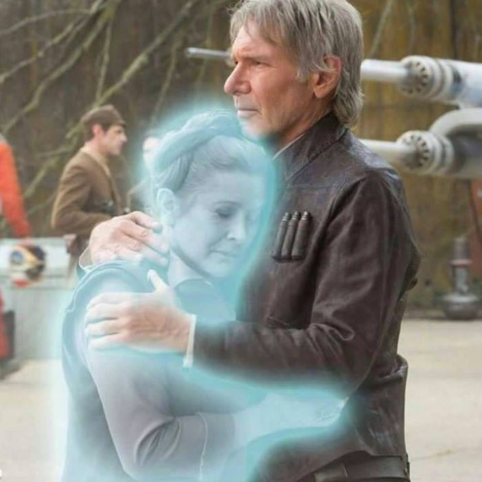 R.i.p Carrie, The Force Has Always Been With You.