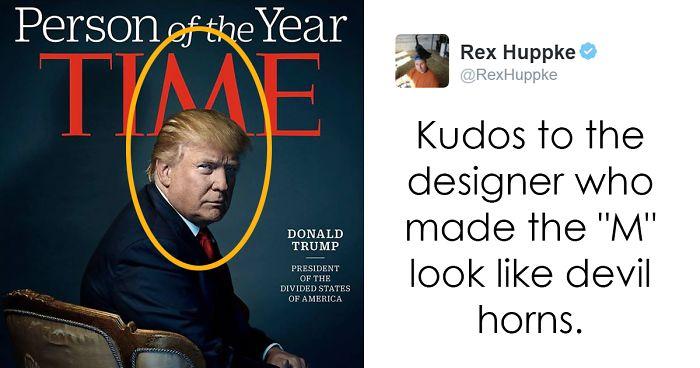 49 Of The Best Reactions To Trump Being Nominated Time Person Of The Year