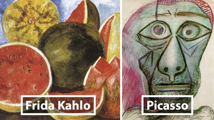 The Last Paintings Of Famous Artists