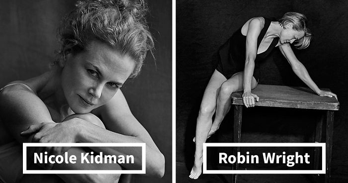 2017 Pirelli Calendar Shows The Unretouched Beauty Of Older Celebrities Without Photoshop
