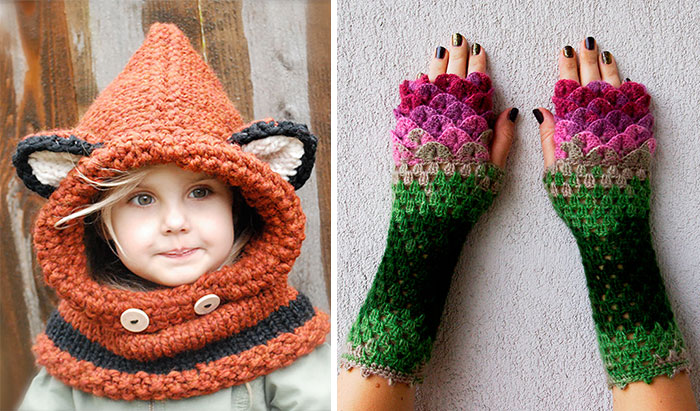92 Awesome Knit And Crochet Gift Ideas That Will Help You Prepare For Winter