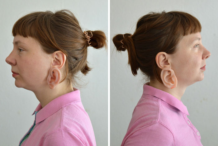 These Earrings Look Like Human Ears, And If You Think They're Creepy – Wait Till You See The Ring