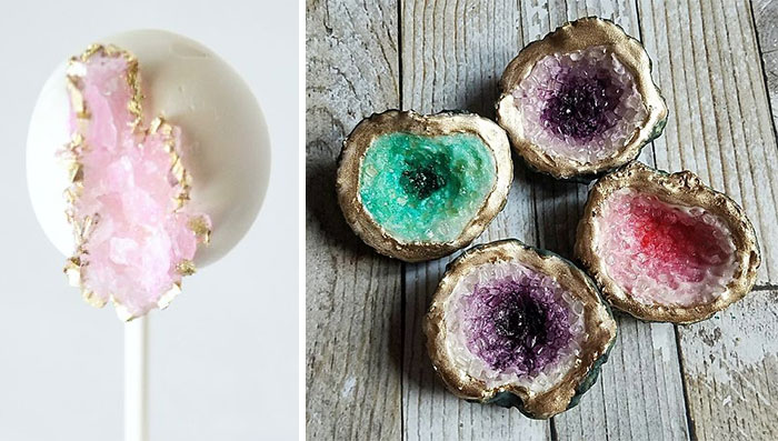 68 Geode Sweets That Are Too Pretty To Eat