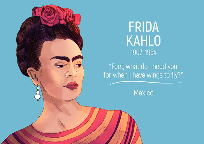 We Sketched 10 Of The Most Inspirational Women From Around The World