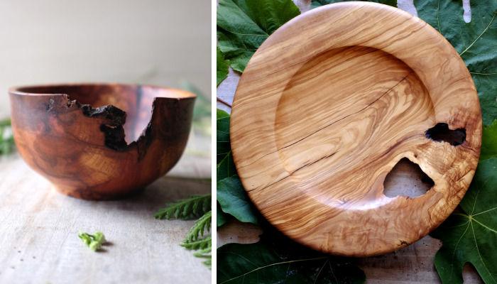 We Turn Unique Pieces Of Wood Into Everyday Items