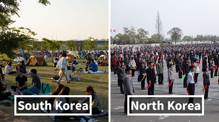 Life In North Korea Vs South Korea: My Visual Comparison After Visiting Them Both