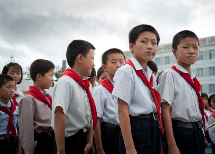 Everyday Life In North Korea That I Captured During My Trip There