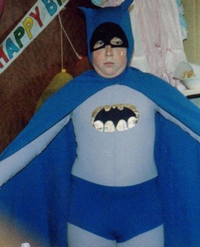 A Little Known Fact That Prior To Keaton, I Was The Batman