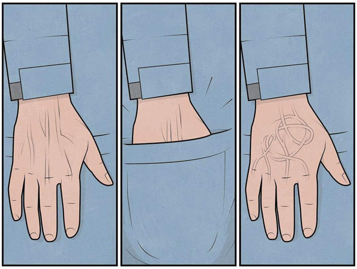 75 Sarcastic Illustrations By Gudim That You'll Need To See Twice To Understand Completely (New Pics)