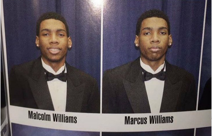 The Way These Identical Twins Handled School Yearbook's Photoshoot Will Make You Regret You're One Of A Kind