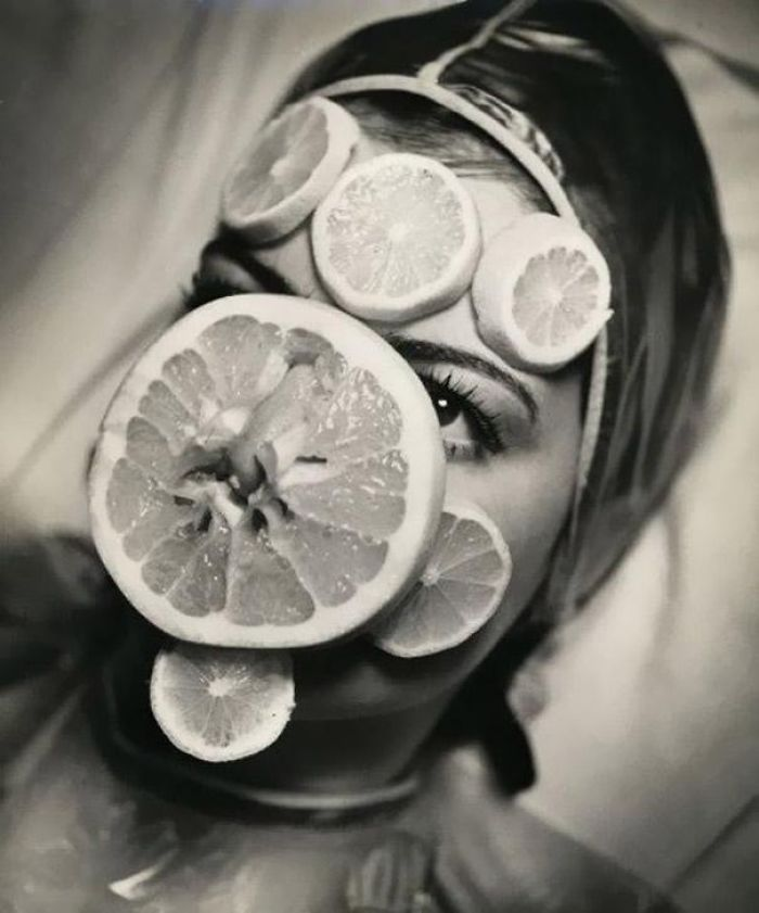 A Fruit Mask From The 1930s