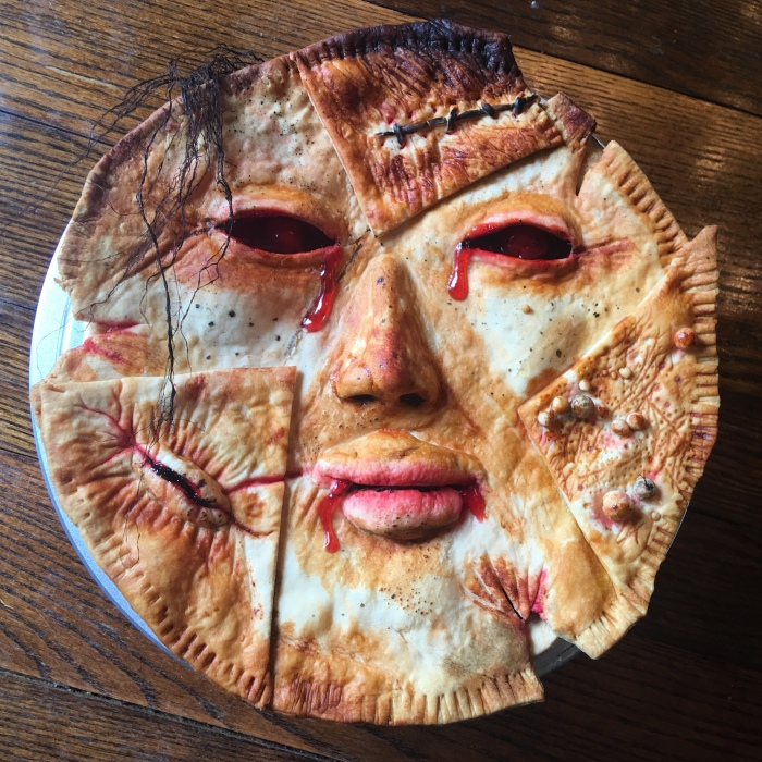 Confectioner Makes 27 Creepy Desserts, And It Will Take Courage To Cut Into Them