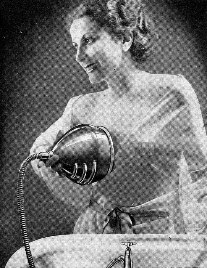 French Breast Washer, 1930s