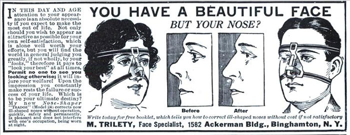 You Have A Beautiful Face But Your Nose?