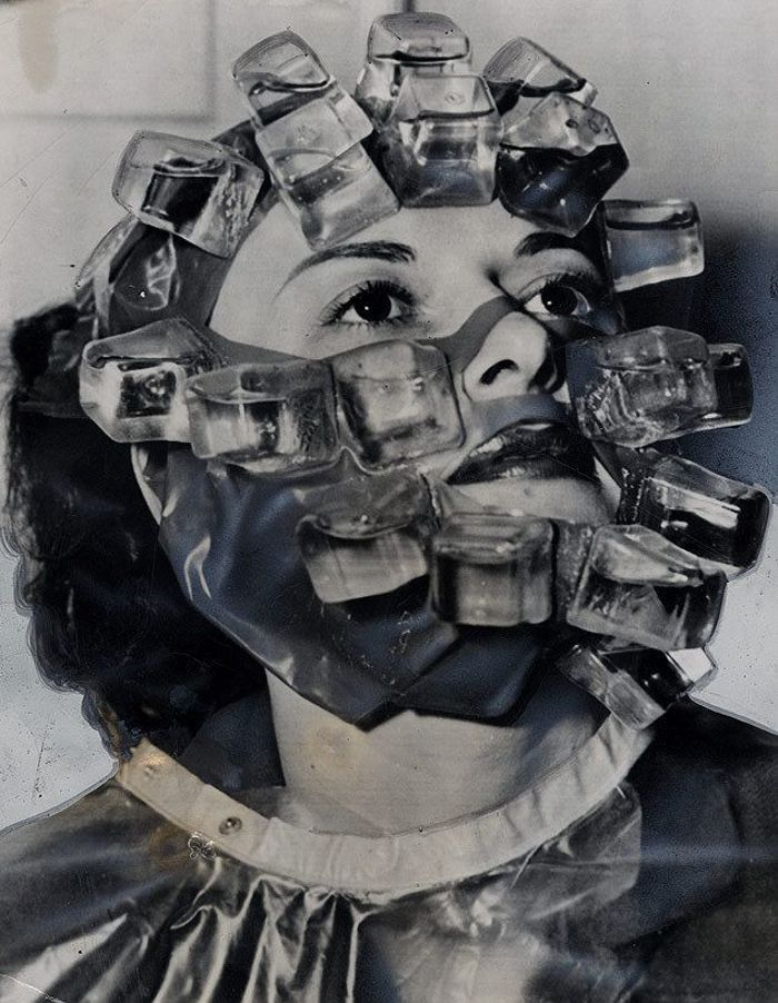 Max Factor's 1931 Ice Mask