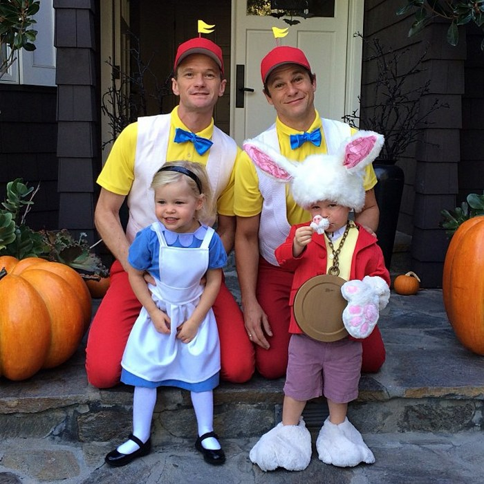 Neil Patrick Harris And His Family Just Won Halloween After Unveiling Their 2020 Costumes