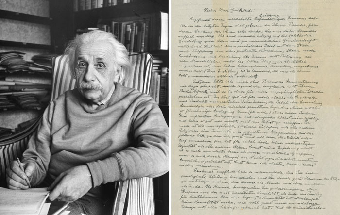 Albert Einstein's 'God Letter' Was Auctioned For $3M, It Reveals His Eye-Opening Stance On Religion