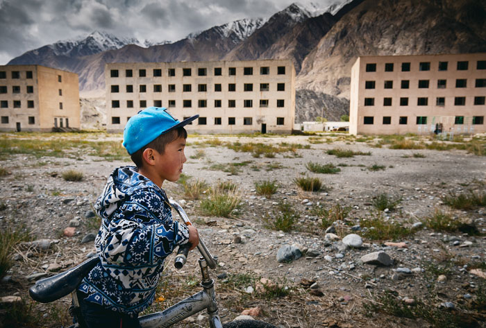 I Photographed Abandoned Soviet Towns And Factories In Kyrgyzstan