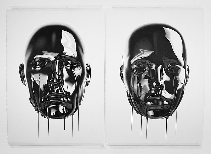 58 Ultra-Realistic Pen Drawings Of Iconic Design And Pop Culture Objects By Alessandro Paglia