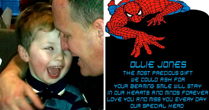 18 Reactions To Disney Refusing To Let Grieving Dad Put Spider-Man On 4-Year-Old Son's Headstone