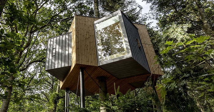 This Hotel In Denmark Is The Ultimate Tree House For Adults