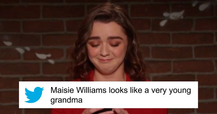 15 Celebs Read Mean Tweets About Themselves And Their Reactions Are Priceless