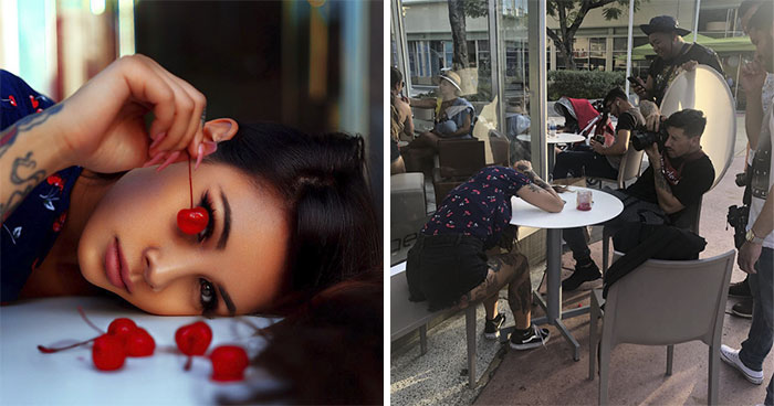 Photographer Exposes The Truth Behind His 'Perfect' Photos (30 Pics)