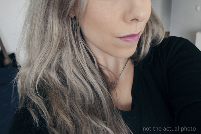This Woman Got Back At Her Incredibly Strict Dress Code By Dyeing Her Hair Gray