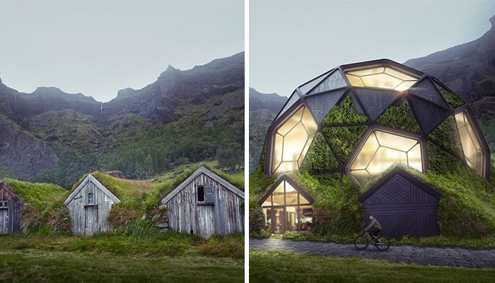 6 Old Buildings From Around The World Renovated By Graphic Designers