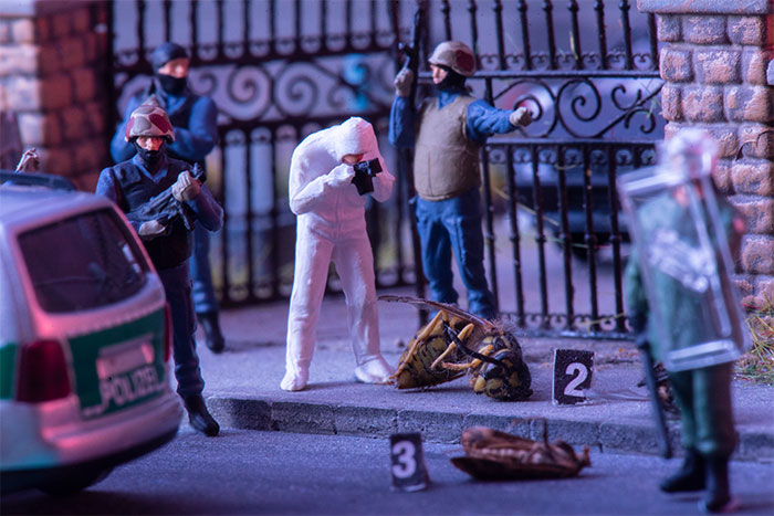 I Turn Everyday Objects Into Fun Miniature Worlds (16 Pics)