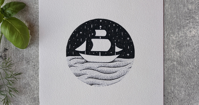 I Spend My Hours Trying To Mix Minimalism With Detail In My Pen And Ink Drawings (23 Pics)