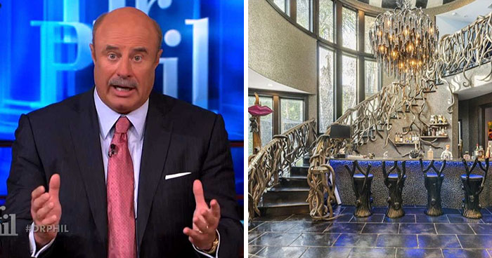 'Luxury' House Owned By Dr. Phil Is For Sale And People Are Finding Lots Of Things Very Wrong With Its Design