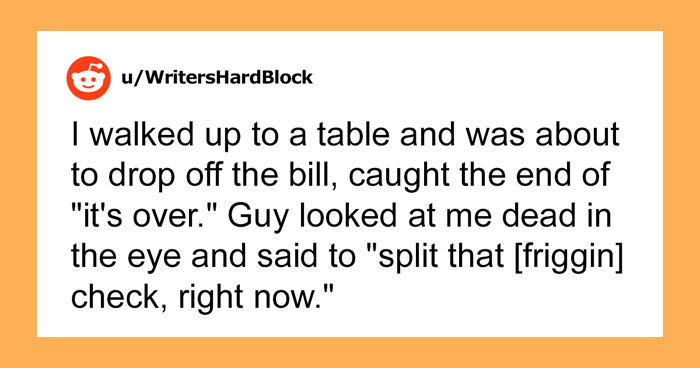 30 Valentine's Day Disasters As Seen By Waiters