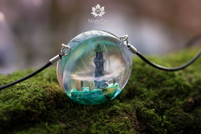 Spouses From Russia Create Fabulous Jewelry