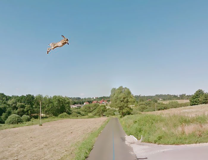 I Used Google Street View To Explore Poland During Quarantine, Here's What I Found (30 Pics)