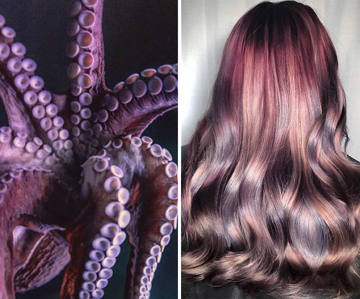 Hairstylist Creates Mesmerizing Nature-Inspired Hair Designs (30 Pics)
