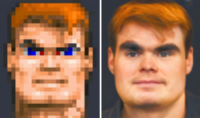Turns Out There's A Tool That Brings Back Sharpness Of Low-Res Photos And Some Results Are A Bit Creepy